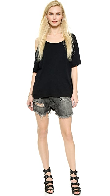 Free People After Party Tee