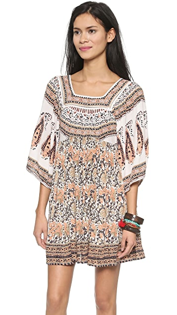 Free People Snap Out Of It Midsummers Dream Dress