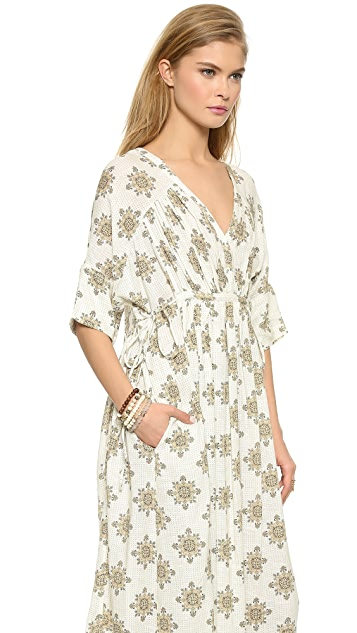 80dd2a786245 Free People Printed Oasis Maxi Dress | SHOPBOP