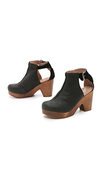 Free People Amber Orchard Clogs