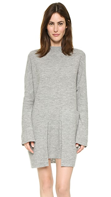 Free People Zoe Swit Sweater Dress