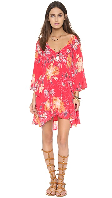 Free People Eyes On You Mini Dress