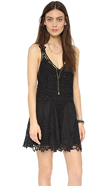 Free People Victoria Mini Dress