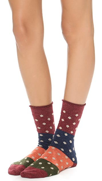 Free People Spotlight Crew Socks