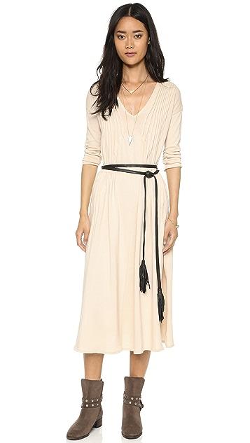 Free People Sophie's Midi Tee Dress