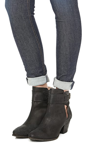 Free People Belleville Ankle Boots