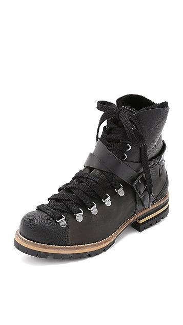 Free People Breakwater Hiker Boots