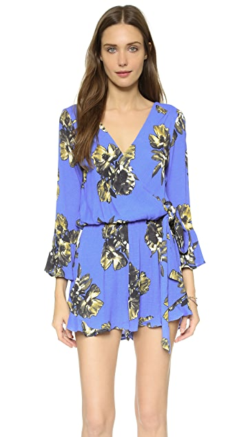 07c41992891 Free People All The Right Ruffles Romper ...