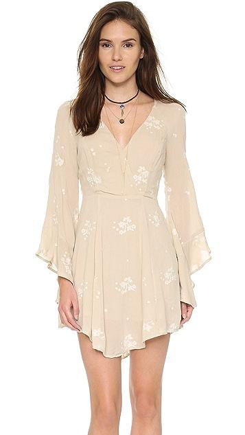 f7aeef37e9860 Free People Jasmine Embroidered Mini Dress | SHOPBOP