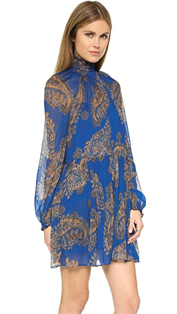 Free People Forget Me Not Moonstruck Mini Dress
