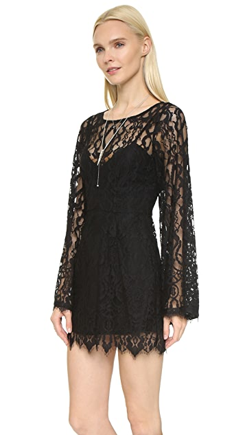 Free People Guinevere Lace Dress