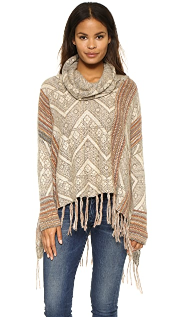 Free People Be The One Pattern Sweater