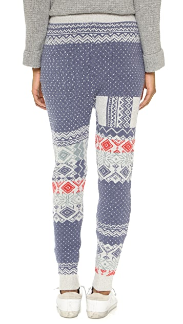 Free People Snuggle Up Jogger Pants