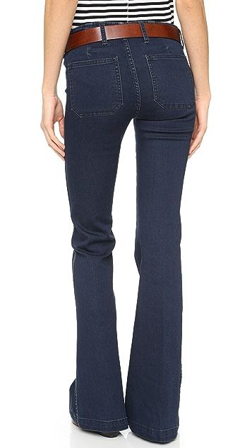 Free People Jolene Flare Jeans