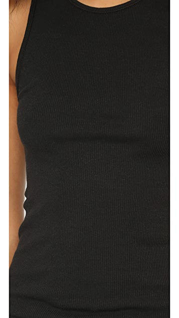 Free People High Neck Muscle Tank