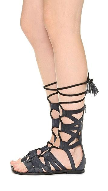 Free People Mesa Verde Gladiator Sandals