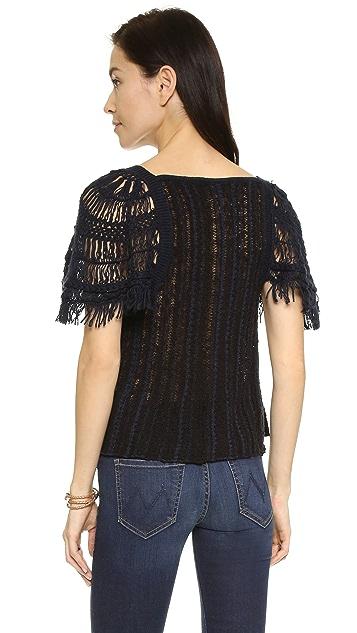Free People Blackbird Sweater