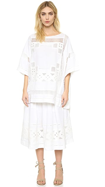 Free People Folkbird Lace Set