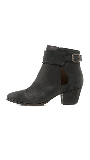 Free People Belleville Ankle Booties
