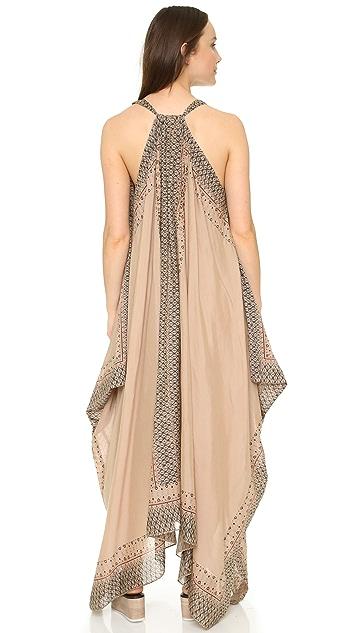 Free People Merida Print Dress