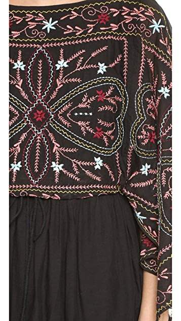 94896b0e4184af ... Free People Frida Embroidered Dress