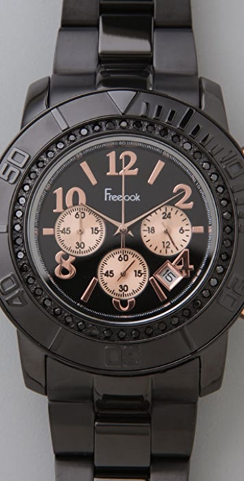 Freelook Rose Tonal Watch
