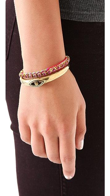 frieda&nellie All You Need Is Love Bracelet