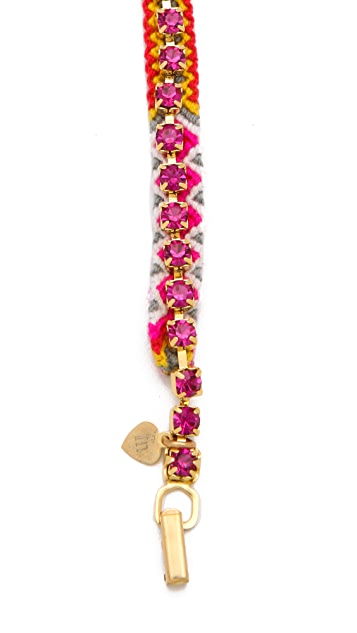 frieda&nellie All You Need Is Love Bracelet