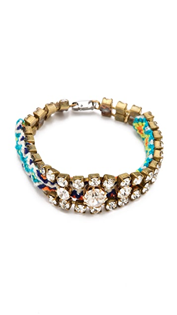 frieda&nellie Brooklyn Gardens Bracelet