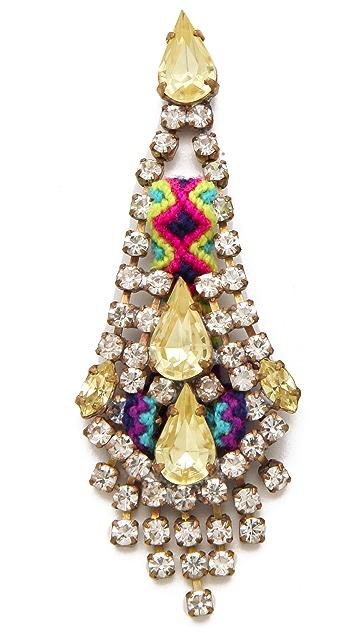 frieda&nellie Glorious Beauties Earrings
