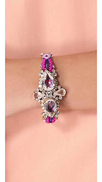 frieda&nellie Exactly Where I Want to Be Bracelet