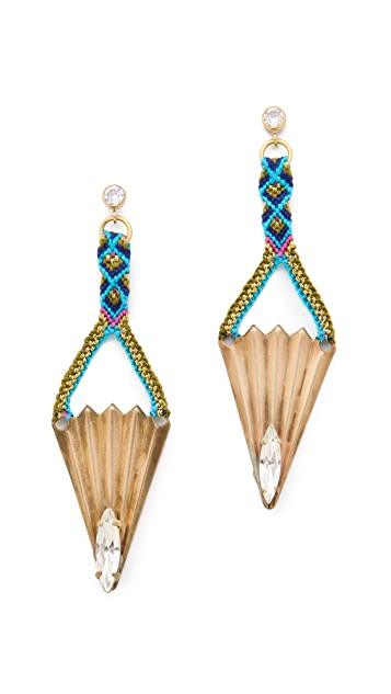 frieda&nellie Fantastically Powerful Earrings