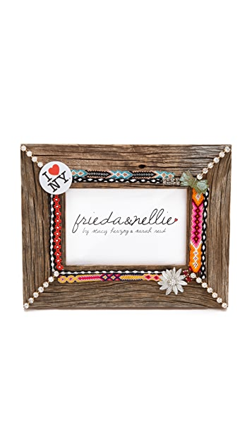 frieda&nellie NY Love Picture Frame