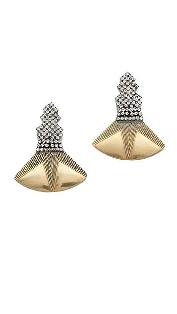 frieda&nellie Shall We Dance Earrings