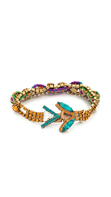 frieda&nellie Santa Fe Love Story Bracelet