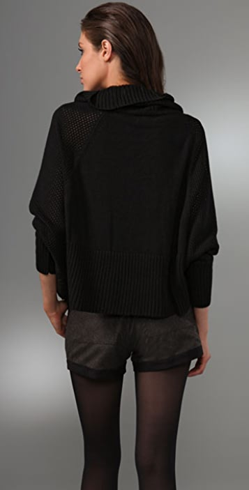Fremont Maya Cape Sweater