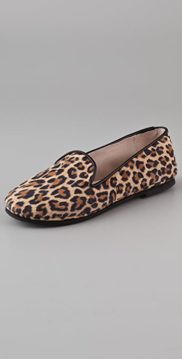 FRENCH SOLE fs/ny Drama Suede Flats