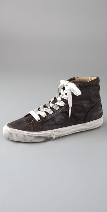 Frye Kira High Top Sneakers   SHOPBOP