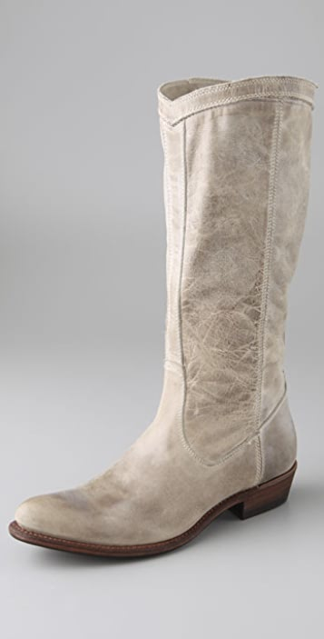 Frye Rider Pull On Boots