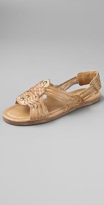 1ca5eb4be116b Frye Jacey Studded Huarache Sandals