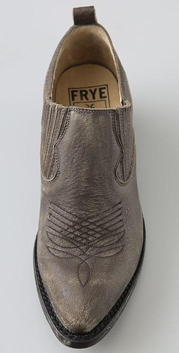 Frye Billy Shootie Booties