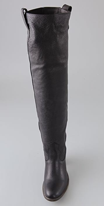 Frye Taylor Over The Knee Boots