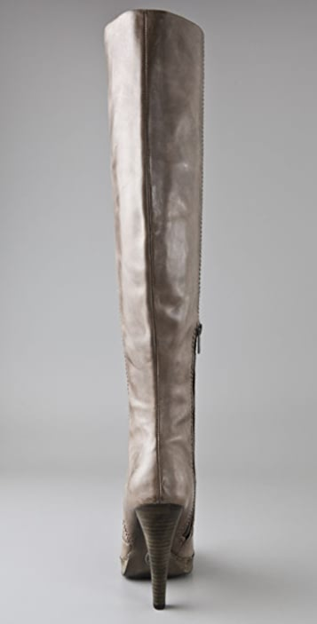 Frye Harlow Over the Knee Boots