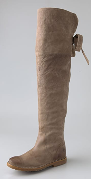 Frye Celia Over the Knee Boots