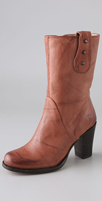 Frye Julia Campus Ankle Boots