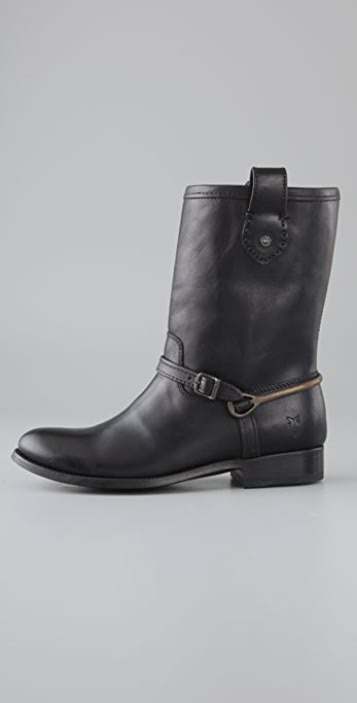 Frye Melissa Riding Spur Boots