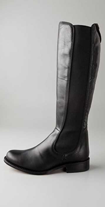 Frye Chelsea Riding Boots