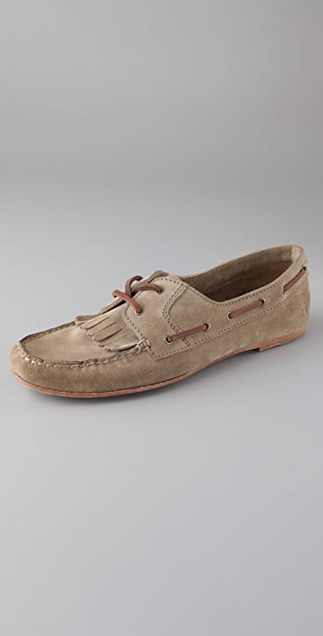 Frye Wendy Moccasin Flats