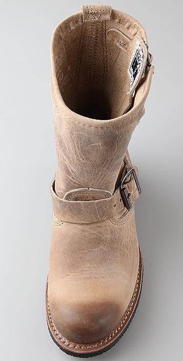 Frye Engineer 8R Boots