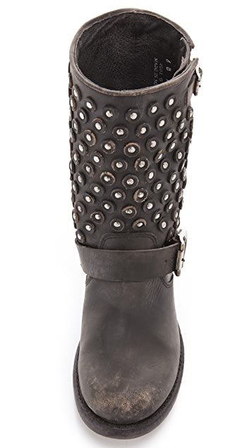 Frye Jenna Disc Short Booties